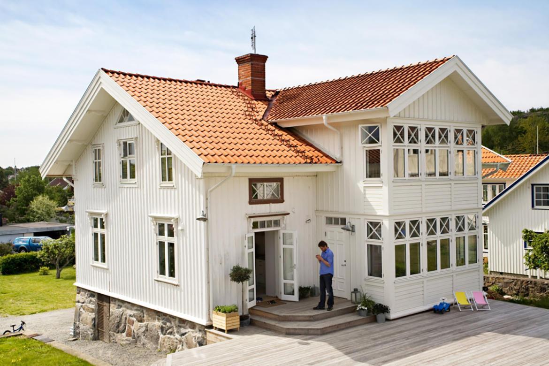 Värmepump till villa i Östersund